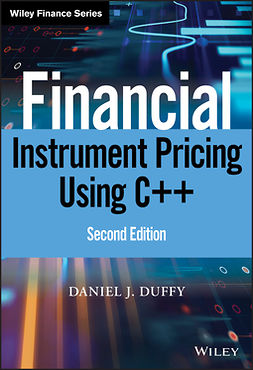 Duffy, Daniel J. - Financial Instrument Pricing Using C++, ebook
