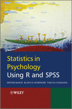 Rasch, Dieter - Statistics in Psychology Using R and SPSS, e-bok