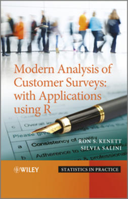 Kenett, Ron S. - Modern Analysis of Customer Surveys: with Applications using R, ebook