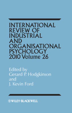 Hodgkinson, Gerard P. - International Review of Industrial and Organizational Psychology 2011, ebook