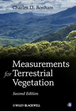 Bonham, Charles D. - Measurements for Terrestrial Vegetation, ebook