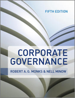 Monks, Robert A. G. - Corporate Governance, ebook