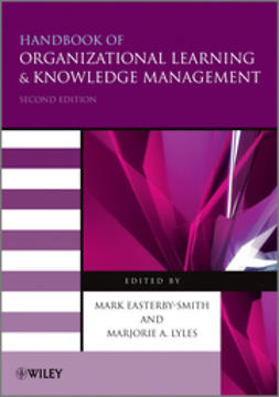 Easterby-Smith, Mark - Handbook of Organizational Learning and Knowledge Management, ebook