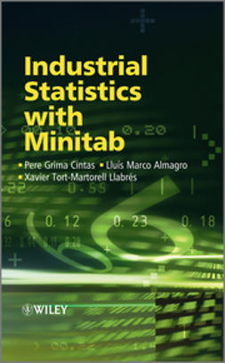Cintas, Pere Grima - Industrial Statistics with Minitab, ebook