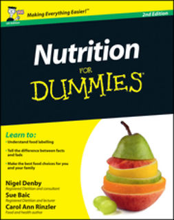 Baic, Sue - Nutrition For Dummies, ebook