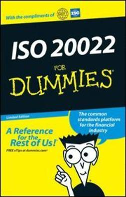 UNKNOWN - ISO 20020 For Dummies<sup>®</sup> (Custom), ebook