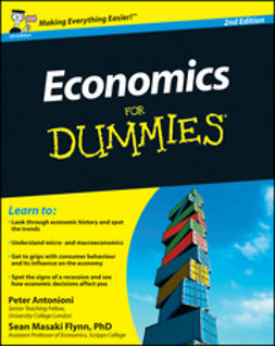 Antonioni, Peter - Economics For Dummies, ebook