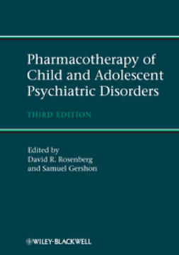 Rosenberg, David - Pharmacotherapy of Child and Adolescent Psychiatric Disorders, ebook