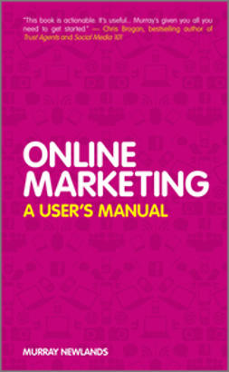 Newlands, Murray - Online Marketing: A User's Manual, ebook