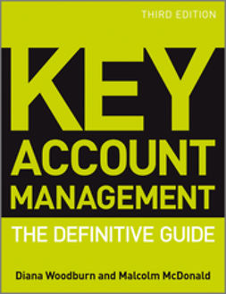 McDonald, Malcolm - Key Account Management: The Definitive Guide, ebook