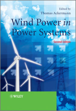 Ackermann, Thomas - Wind Power in Power Systems, e-bok