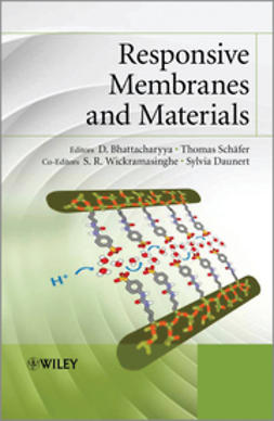 Bhattacharyya, D. - Responsive Membranes and Materials, ebook
