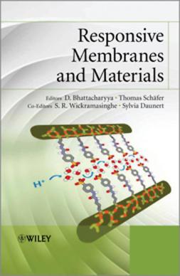 Bhattacharyya, D. - Responsive Membranes and Materials, e-kirja