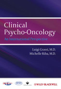 Grassi, Luigi - Clinical Psycho-Oncology: An International Perspective, e-bok