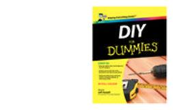 Howell, Jeff - DIY For Dummies, Full-colour, Hardback, Lay-Flat  Edition, e-kirja