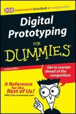 - Digital Prototyping For Dummies, ebook
