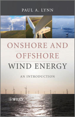 Lynn, Paul A. - Onshore and Offshore Wind Energy: An Introduction, ebook