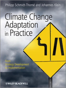 Klein, Johannes - Climate Change Adaptation in Practice: From Strategy Development to Implementation, ebook