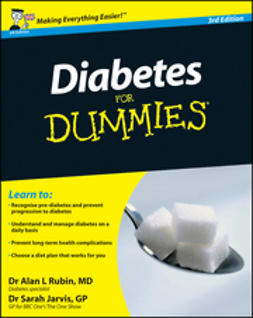 Jarvis, Sarah - Diabetes For Dummies<sup>&#174;</sup>, UK Edition, e-bok