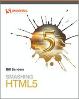 Sanders, Bill - Smashing HTML5, ebook