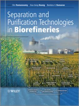 Huang, Huajiang - Separation and Purification Technologies in Biorefineries, e-bok