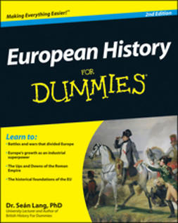 Lang, Sean - European History For Dummies, e-kirja