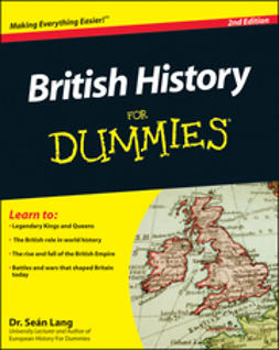 Lang, Sean - British History For Dummies<sup>®</sup>, e-kirja