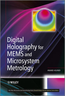 ?ayirci, Erdal - Digital Holography for MEMS and Microsystem Metrology, ebook