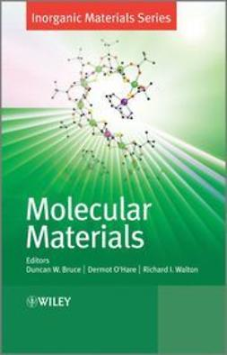 Bruce, Duncan W. - Molecular Materials, ebook