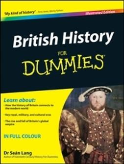 Lang, Seán - British History For Dummies, ebook