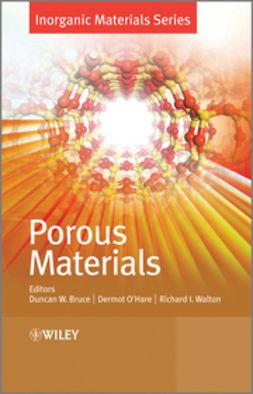 Bruce, Duncan W. - Porous Materials, ebook