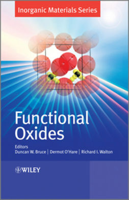Bruce, Duncan W. - Functional Oxides, ebook