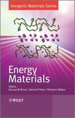 Bruce, Duncan W. - Energy Materials, ebook