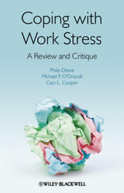 Cooper, Cary L. - Coping with Work Stress: A Review and Critique, ebook