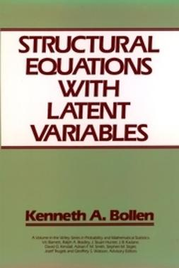 Bollen, Kenneth A. - Structural Equations with Latent Variables, e-bok