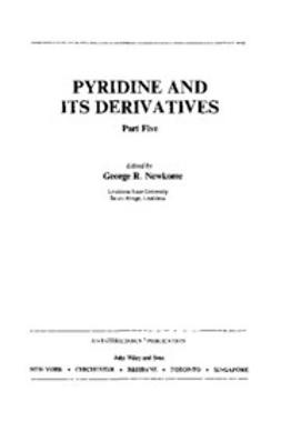 Newkome, George R. - The Chemistry of Heterocyclic Compounds, Pyridine and Its Derivatives, ebook