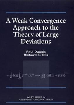 Dupuis, Paul - A Weak Convergence Approach to the Theory of Large Deviations, ebook