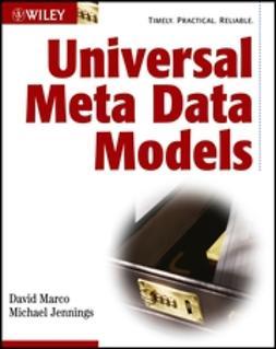 Jennings, Michael - Universal Meta Data Models, ebook