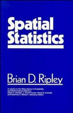 Ripley, Brian D. - Spatial Statistics, ebook
