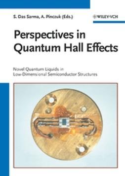 Sarma, Sankar Das - Perspectives in Quantum Hall Effects: Novel Quantum Liquids in Low-Dimensional Semiconductor Structures, ebook