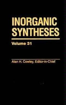 Cowley, Alan H. - Inorganic Syntheses, ebook