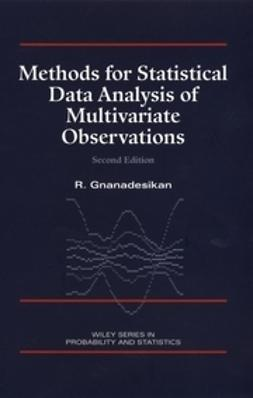 Gnanadesikan, R. - Methods for Statistical Data Analysis of Multivariate Observations, e-kirja