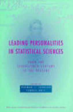 Johnson, Norman L. - Leading Personalities in Statistical Sciences: From the Seventeenth Century to the Present, e-kirja