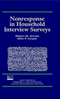 Groves, Robert M. - Nonresponse in Household Interview Surveys, ebook