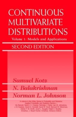 Kotz, Samuel - Continuous Multivariate Distributions, Models and Applications, ebook