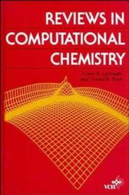 Lipkowitz, Kenneth B. - Reviews in Computational Chemistry, e-kirja
