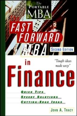 Tracy, John A. - The Fast Forward MBA in Finance, ebook
