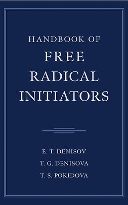 Denisov, E. T. - Handbook of Free Radical Initiators, ebook