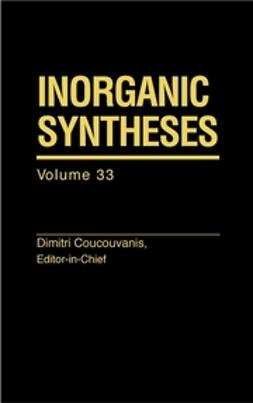 Coucouvanis, Dimitri - Inorganic Syntheses, ebook