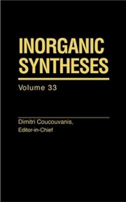 Coucouvanis, Dimitri - Inorganic Syntheses, e-kirja